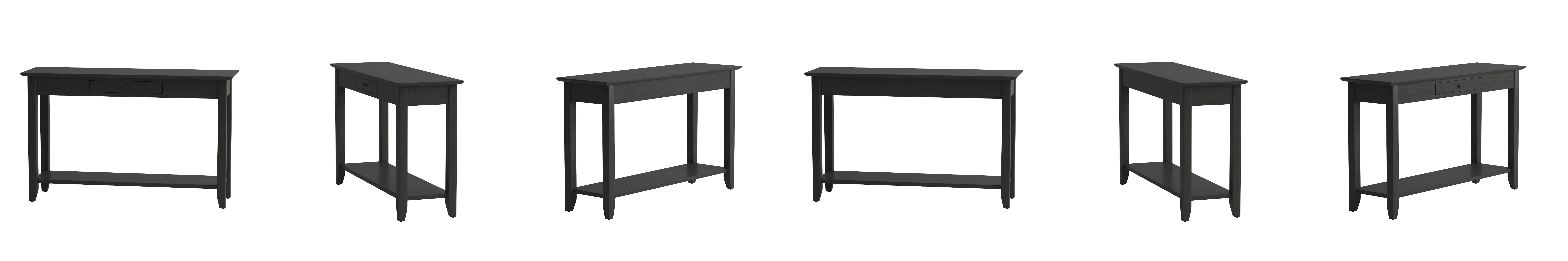 Amazon Convenience Concepts American Heritage Console Table