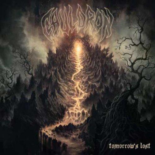 CD : Cauldron - Tomorrow's Lost (CD)