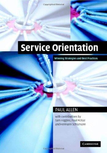Service Orientation