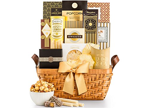 - As Good As Gold by GiftTree | Premium Gift Basket for Men or Women (Gifttree Fruit Basket)