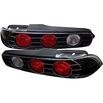 Amazoncom Spyder Acura Integra DR Altezza Tail Lights - 1999 acura integra tail lights