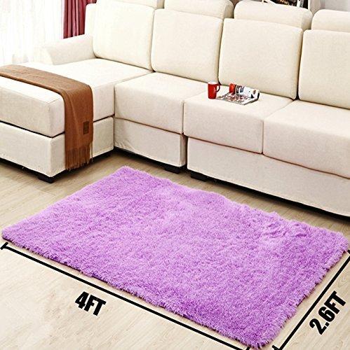 Amazon.com: Super Soft Modern Area Rugs, CWKTITI Living Room Carpet ...