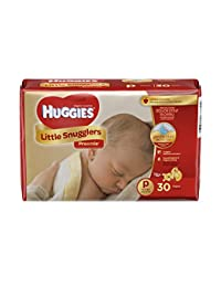 Huggies Little Snugglers Baby Diapers, Size Preemie, 30 Count (Packaging May Vary) BOBEBE Online Baby Store From New York to Miami and Los Angeles