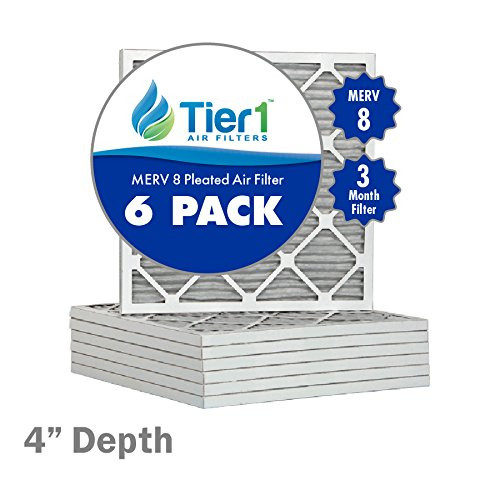 18x20x4 Filtrete Dust & Pollen Comparable Air Filter MERV 8 - 6PK