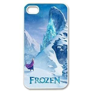Case for iPhone 4s,Cover for iPhone 4s,Case for iPhone 4,Hard Case for iPhone 4s,Cartoon Frozen Design TPU Hard Case for Apple iPhone 4 4S
