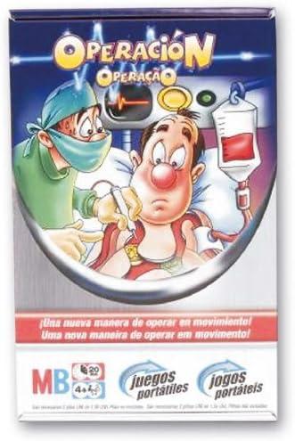 Hasbro Juegos Operación Viaje 00433175: Amazon.es: Juguetes y juegos