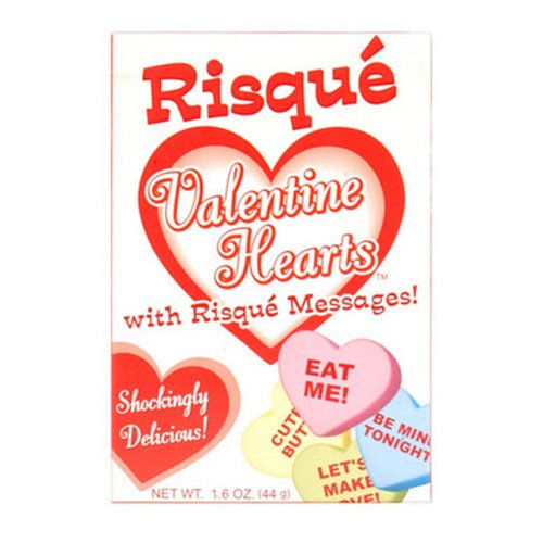 Amazon Com Candyprints X Rated Valentine Candy Box 1 6 Ounce