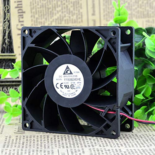REFIT The 9 cm 9038 FFB0924EHE 24 v 0.75 a 9238 Frequency Converter Cooling Fan