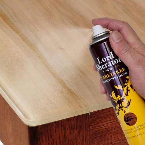 Caraselle Lord Sheraton Caretaker Furniture Polish 300ml