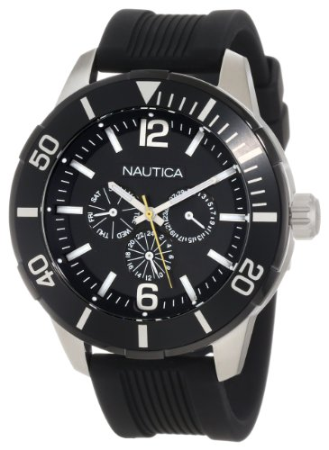 Nautica Men's N14623G NSR 11 Classic Analog Watch