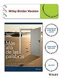 Mas Alla de Las Palabras, Gallego, 1118895541