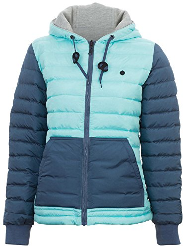 Womens Alaska Jacket Billabong mint Mo AR8SWUF