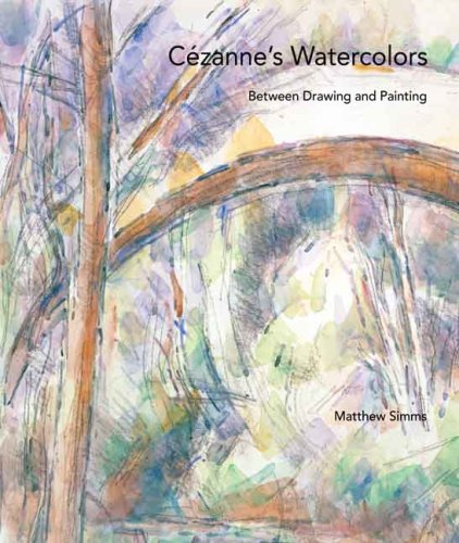 Download Cézanne's Watercolors: Between Drawing and Painting pdf