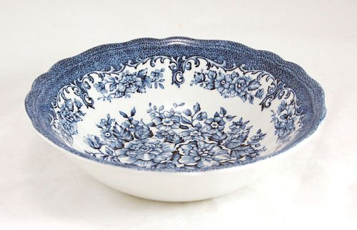 Flowers Coupe Cereal Bowl - 1