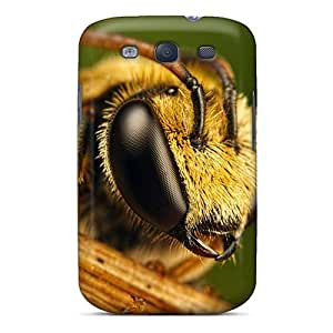 Defender Case For Galaxy S3, Bee Pattern