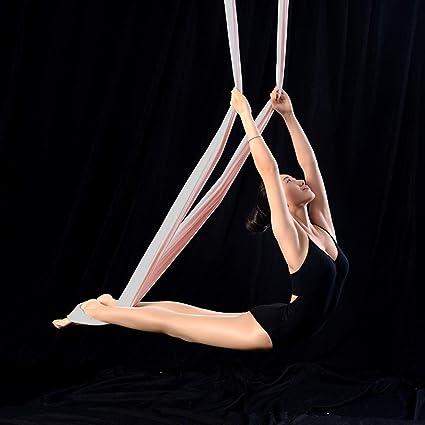 Amazon.com: DLT 350kg/770lb Capacity Aerial Yoga Trapeze ...