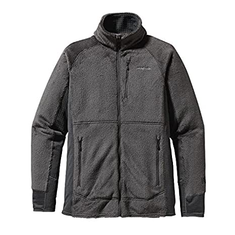 51f70527c69 Patagonia - R2 jacket Homme - anthracite - L  Amazon.ca  Clothing ...