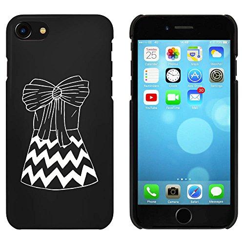 Noir 'Robe' étui / housse pour iPhone 7 (MC00064671)