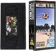 Toy Machine VHS Skate Wax Black Onesize
