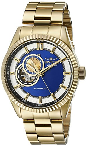Invicta Men's 'Pro Diver' Automatic Stainless Steel Casua...