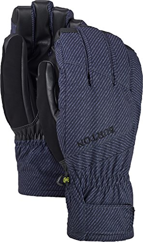 Burton Men's Insulated, Warm, and Waterproof Profile Under Gloves with Touchscreen