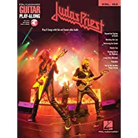 Judas Priest: Guitar Play-Along Volume 192
