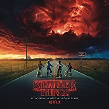 Stranger Things: Seasons One and Two (Music From the Netflix Original Series) (Vinyl)