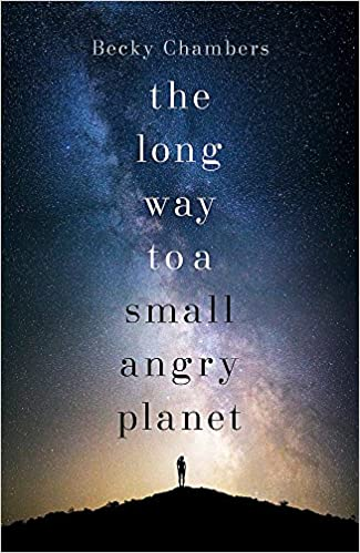 Afbeeldingsresultaat voor the long way to a small angry planet