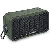 Bluetooth Speakers, 10W Dual-Driver IPX6 Water-Resistant...