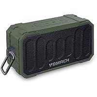Vomach Bluetooth Speakers - IPX6 Water-Resistant,...