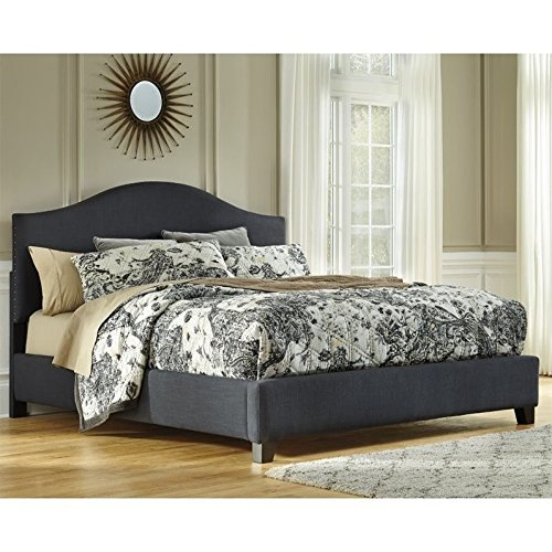 Upholstered King Size Beds