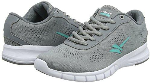 Fitness Gola Mint Beta Active Womens Sneakers Grey w66tq