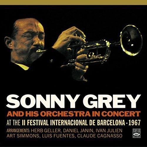 Sonny Grey And His Orchestra In Concert At The Ii Festival Internacional De Barcelona   1967