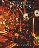 University Physics, Benson, Harris, 047160528X