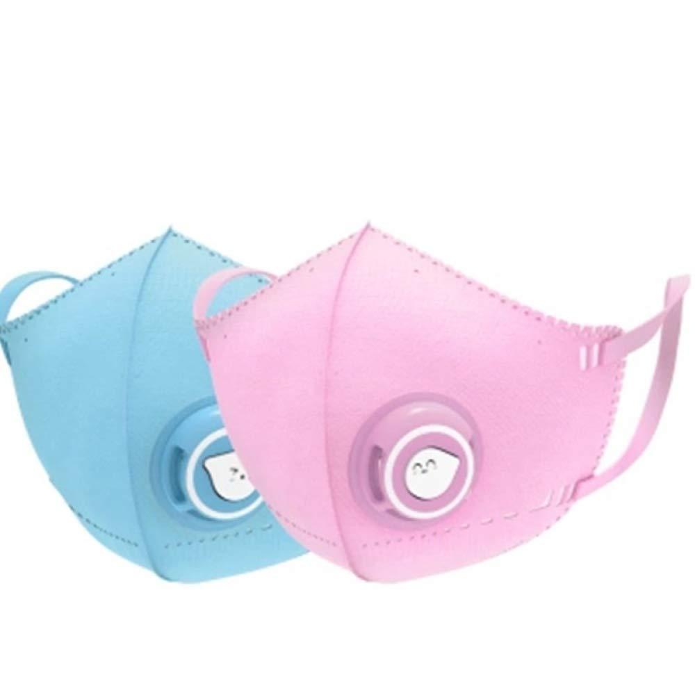 WOQUXIA 2pcs Masque Anti-buée Masque Anti-poussière et Prougeection du Nez Masque Facial Masques réutilisables
