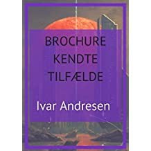 Brochure Kendte Tilfælde (Danish Edition)