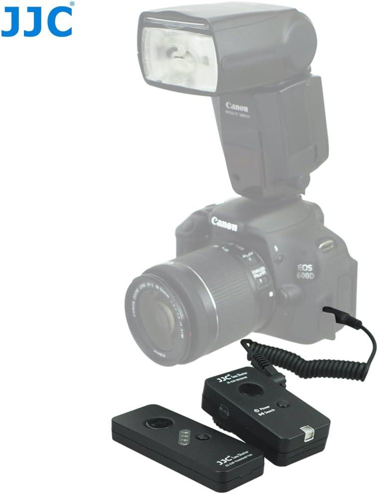 5d Mark IV 6d 1DX Mark II JJC 2,4/G Es-628/C1/contr/ôleur de t/él/écommande sans fil pour Canon EOS 1Ds 5DS 100/metres 1Ds Mark II 5DS R 5d Mark II 1d X 5d Mark III 7d Mark II 7d 5d