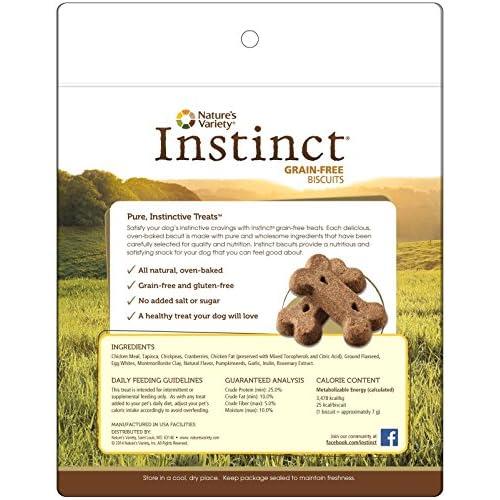 New Nature S Variety Instinct Grain Free Biscuits Dog