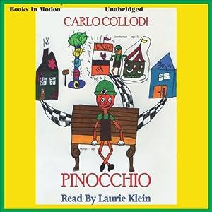 Pinocchio Audiobook