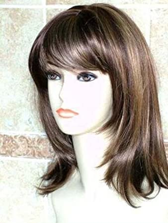 Forever Young Medium Chocolate Brown Honey Blonde Number 27C/33 ...