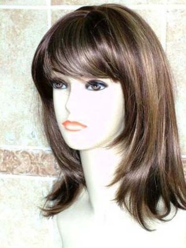 Forever Young Chocolate Brown Honey Blonde Número 27 C/33 – Longitud FaceFrame estilo peluca
