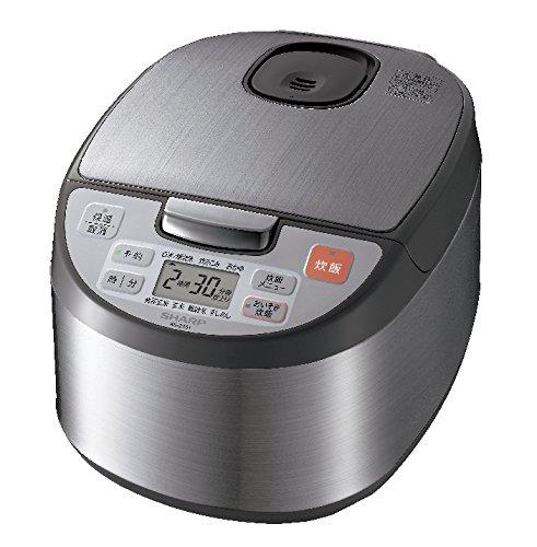 If rice cooker SHARP 5.5 jar (1L) type KS-Z101-S (Japan Import)