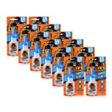 Gorilla 7805001-12 Super Glue (12 Pack), 15 g