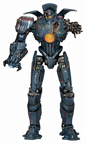"Pacific Rim (Pacific Rim) Anchorage attack version of ""Gypsy Danger"" seven inches Action Figure Series 5"