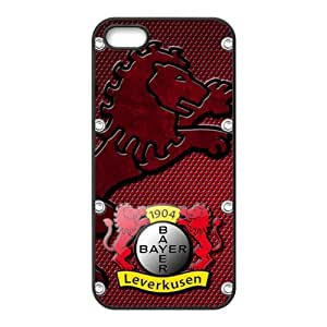 1904 Bayer Leverkusen Brand New And Custom Hard Case Cover Protector For Iphone 5s