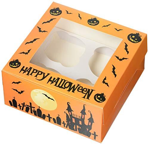 Givi Italia 52985 2 Boxes Halloween Castle, Multi-Colour, 16 x 16 x 7.7 cm]()