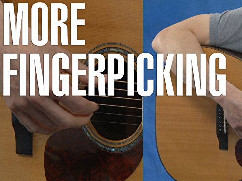 Fingerpicking Guitar Video (Beginner Guitar Lesson 14)