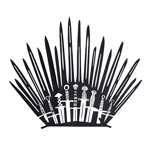 Game of Thrones Decor Bathroom Wall Stickers Iron Throne Decal Stick Home - Package Throne