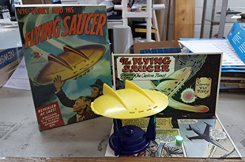 Review Vic Torry's Flying Saucer