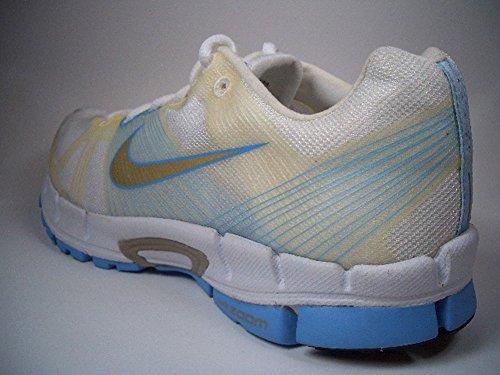 Nike Zoom Victory bianco–azzurro–Gold 324904–191Dimensioni Euro 38/US 7/UK 4,5/24cm